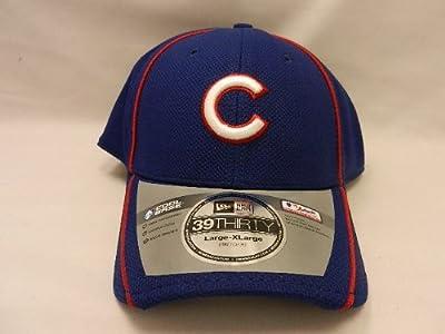 Chicago Cubs 【シカゴ・カブス】 Authentic BP Cap サイズL/XL 人気 MLB メジャーリーグ MLB公認 New Era ニューエラ社製 野球帽 帽子 【カブス】