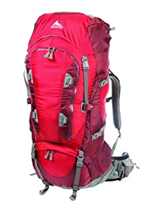 Gregory Mountain Products Palisade 80 Backpack, Cinder Cone Red, Small
