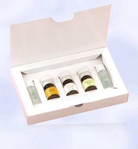 エビス C原液お試しセット Cエッセンス:5ml、EX100:5ml、MC100:5ml、モイスチャーローション10ml