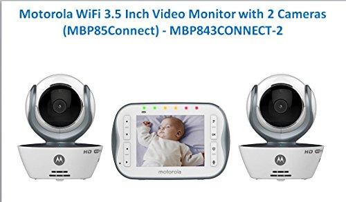 best 2 camera video monitors 2016 compare best reviews guide. Black Bedroom Furniture Sets. Home Design Ideas