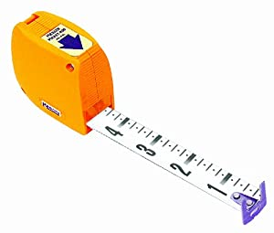 Keson PR618 6-1/2-Feet Builder's Pocket Rod