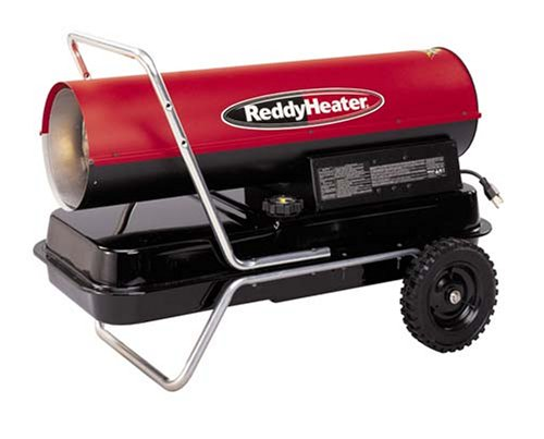 Reddy Heater R115dt Kerosene Portable Forced Air Heater