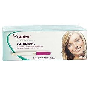 Cyclotest LH - Test de ovulación (9 unidades) de Uebe Medical GmbH