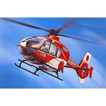Revell - Maquette -  ref 06622 - Eurocopter Ec135 - Echelle 1:100