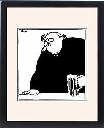 Framed Print of G. K. Chesterton by Prints Online