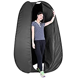 Neewer® 6 Feet/183cm Portable Indoor outdoor Photo Studio Pop Up Changing Dressing Fitting Tent Room with Carrying Case
