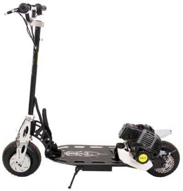 X-Treme XG-505 50CC Electric Start Gas Scooter*Teenagers & Adults