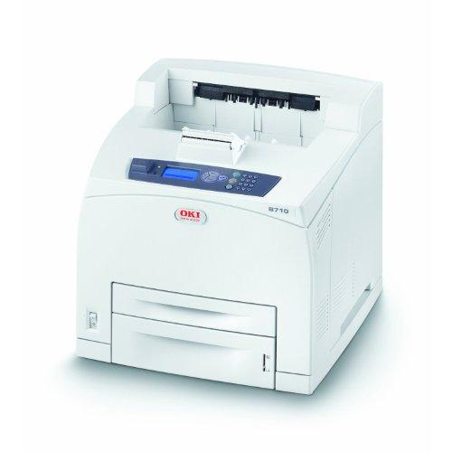 OKI B710n A4 Mono Laser Printer
