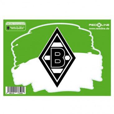 Borussia Mönchengladbach Duft Sticker DIN A6