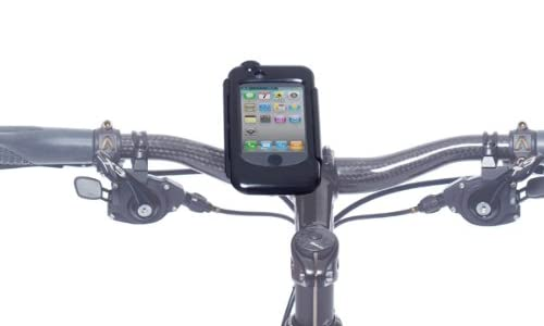 BioLogic Bike Mount for iPhone 4
