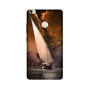 Xiaomi Mi Max Designer Printed Covers (Xiaomi Mi Max Back Cover) - Beautiful night