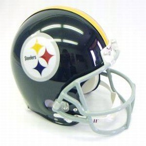 Riddell Pittsburgh Steelers 1963-1976 Authentic Throwback Helmet