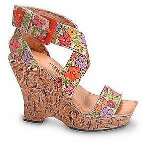 Just The Right Shoe - Tropical Passion Retired - Shoe Figurine Occasions Gift 25472-JTRS