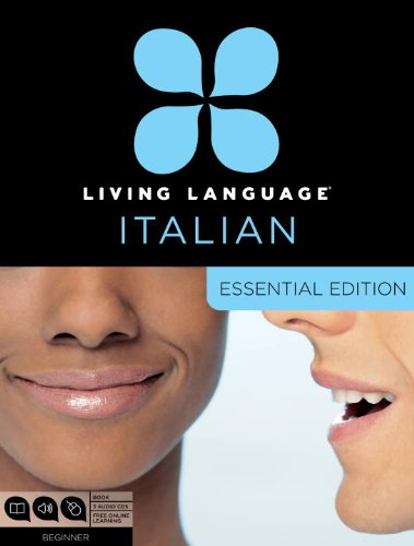 Living Language Italian, Essential Edition: Beginner...