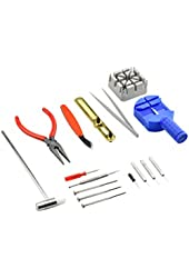 GGI WTK-16 16-Piece Watch Repair Tool Kit