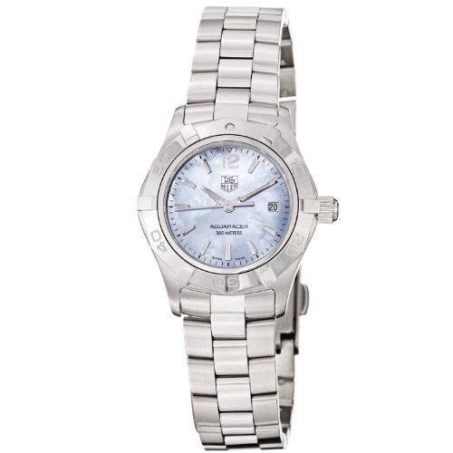 TAG Heuer Aquaracer Stainless Steel Bracelet Ladies Watch WAF1417.BA0823