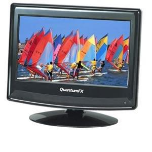 "Qfx Genuine 13.3"" Led Tv"