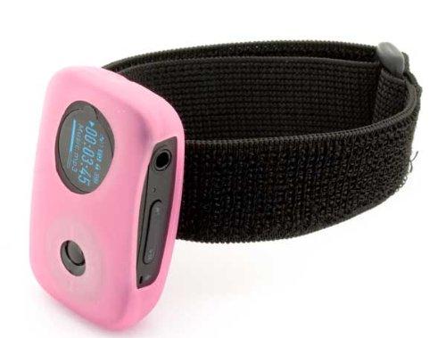 i-nique Zen Stone Plus (PINK) Sportspack Colour-me Silicone case + armband