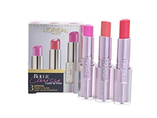 loreal-rouge-caress-lipstick-barra-de-labios-colores-nacarados-pack-de-3