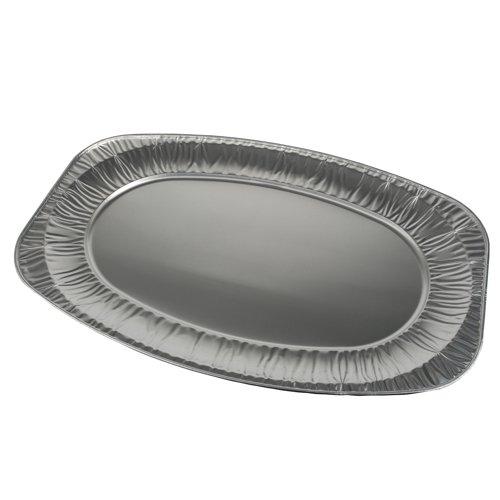 3 servierplatten alu oval 55 cm x preisvergleich shops tests 4002911148921. Black Bedroom Furniture Sets. Home Design Ideas