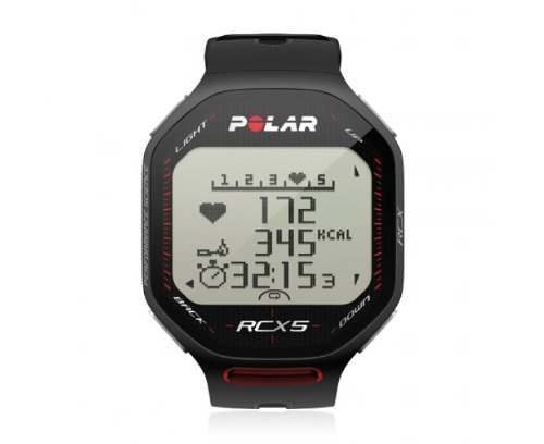 Image of POLAR RCX5 Multi GPS Heart Rate Monitor (B009ZDLS90)