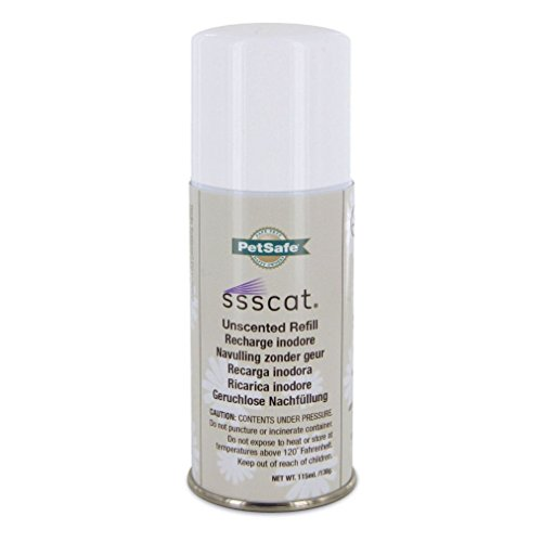 SSScat Unscented Spray Refill Can (Ssscat Spray Refills compare prices)