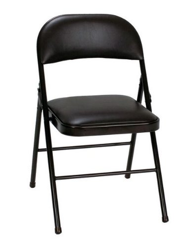 Folding Cushion Chairs front-1030429