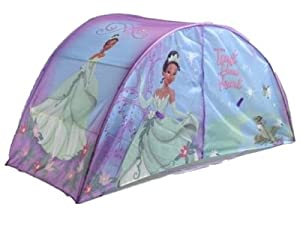 Amazon.com: Disney Princess and The Frog Bed Tent with ...