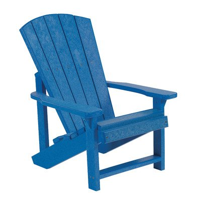 Generations Kids Adirondack Chair Color: Blue