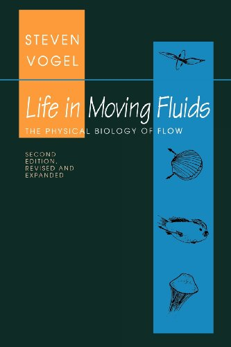 Life in Moving Fluids: The Physical Biology of Flow...