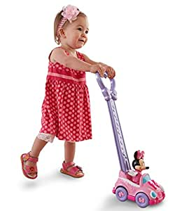 Fisher Price Disney's Minnie Mouse Push Along