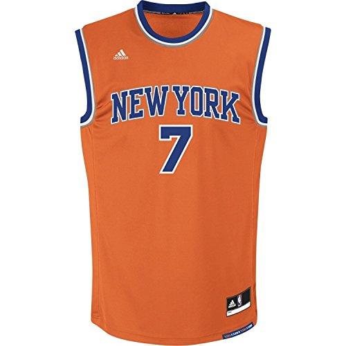 Carmelo Anthony New York Knicks #7 NBA Youth Alternate Jersey Orange