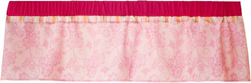 Kids Line Valance, Miss Monkey (Discontinued by Manufacturer) - 1