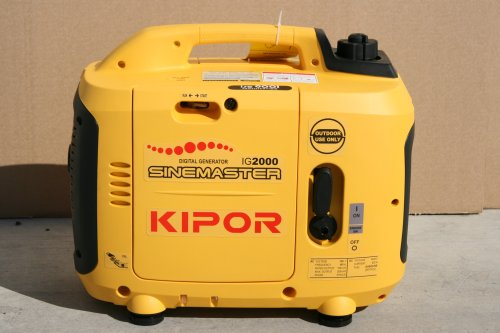 Kipor IG2000 2000-Watt Inverter Generator