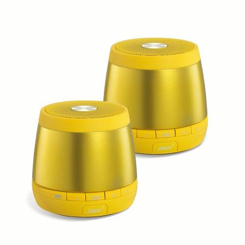 Hmdx Jam Plus Portable Speaker 2-Pack (Yellow)