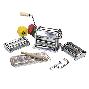 Imperia Italiana Italian Pasta Maker Set