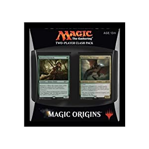 MTG Magic the Gathering Origins M16 2016 Clash Pack (with 6 foil rares) - Pre-Order Ships July 17th