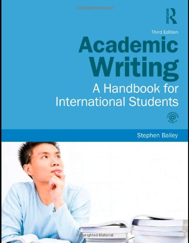 Academic essay writing books pdf free download
