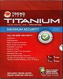 Titanium Maximum Security 2012 - 1 User [Old Version]
