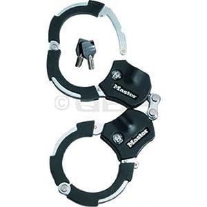 Master Lock 8200D Street Cuffs Lock, 12-inch by Master Lock