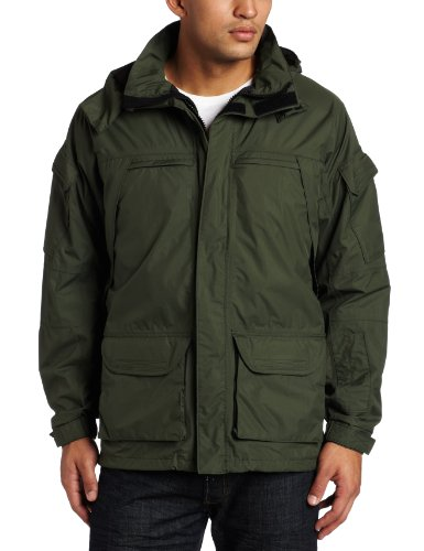 Woolrich Men S Elite Waterproof Breathable Tactical Parka