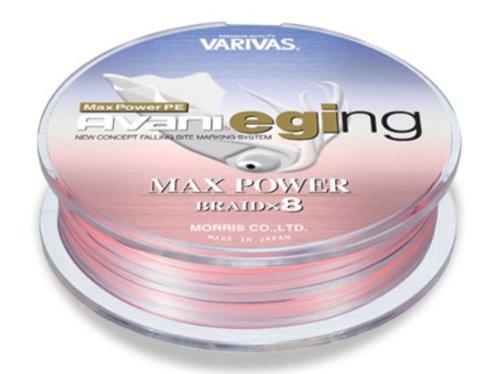 モーリス ライン バリバス アバニ エギングPE マックスパワー 150m 0.6号