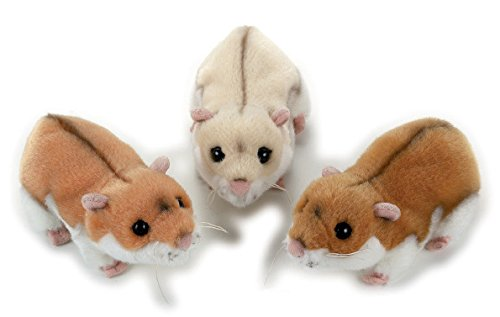 Pelouche Criceto Lelly Hamster Venturelli 720284
