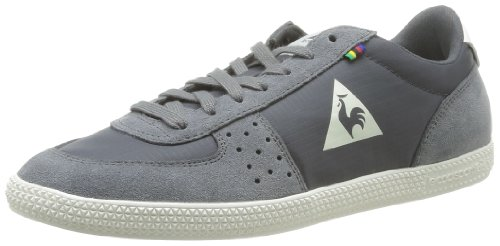 Le Coq Sportif Mens Vecchio Nylon Lace-Up Flats