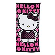 Sanrio Hello Kitty Beach Towel