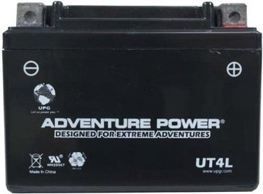 Ut4L 2003-2011 Polaris P90 Predator, Sportsman, Outlaw Atv Deep Cycle Battery