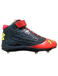 Under Armour Men's Team Fierce D Com Wide Football Cleat