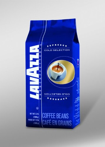Lavazza Coffee Beans Gold Selection 6x1kg