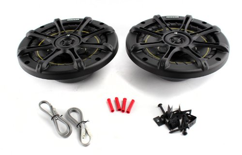 Kicker DS60 and DS693