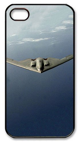 Imartcase Iphone 4S Case, B2 Spirit Us Air Force Pc Black Hard Case Cover For Apple Iphone 4S/5